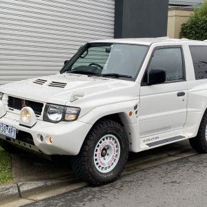 1998 Mitsubishi Pajero Evolution 3.5 V6 Special Edition