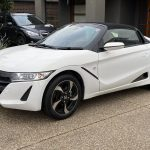 2015 Honda S660 Turbo 6 speed manual Targa roof mini sports car