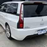 2005 Mitsubishi Lancer EVO 9 GTA CT Wagon 5dr Auto 5sp 4WD 2.0T