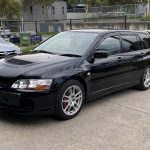 2005 Mitsubishi Lancer Evo 9 GT Wagon manual transmission 2.0 Turbo