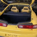 2000 Honda Integra Type R DC2 manual Yellow Recaro limited edition