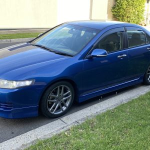 2006 Honda Accord Euro R 105,600 km