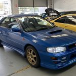 1999 Subaru WRX Sports Wagon STi Limited Version 6 manual transmission