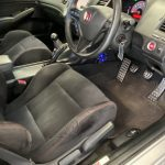 2007 Honda Civic Type R FD2 manual in silver