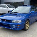 1998 Subaru WRX STi Type RA Limited Edition WRC 555 Version 5